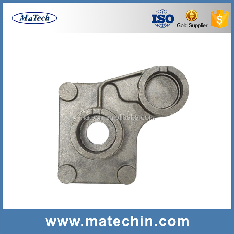 China Foundry Customized Alloy Steel Investment Casting For Machinery Parts