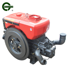 S1136 single cylinder diesel motorcycle engine zs1125