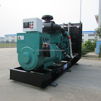 Hot sales 10KVA-2000KVA continuous running electric generator