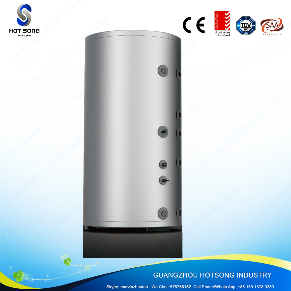 200L hot sale commercial tank storage barrel electric hot water heater for hotel