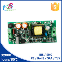 SAA single output 350ma dimmable constant current led switching power supply