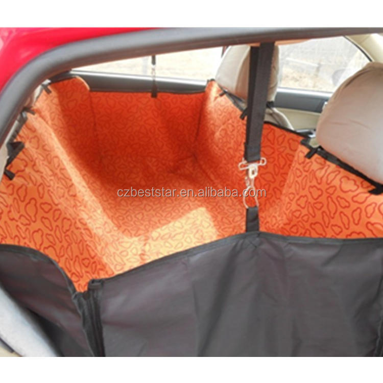 Travel Hammock Backseat Cover <strong>Pet</strong> Fits Most Cars <strong>Pet</strong> Seat Cover For Dogs