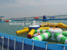 2013 cheap used commercial inflatable swimming pool for sale