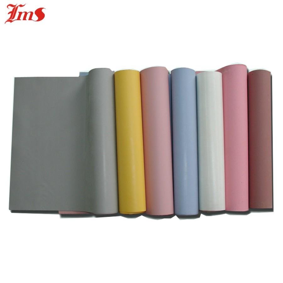 High Temperature Soft Transparent Silicone Rubber Sheet Roll