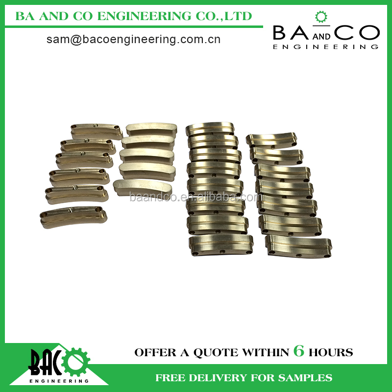 Professional OEM/ODM cnc brass turning brass die casting alloy