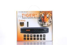 Low Cost Tiger I200 IPTV DVBS2 Box HD Satellite Receiver Free To Air