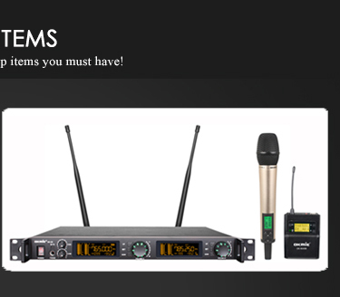 wholesale cheap gooseneck multi channels wireless conference microphone