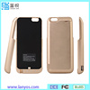 Ultra Slim External Backup Battery case with Cover Power Bank 7000mAh for Smart Mobile Phone Apple iPhone 6