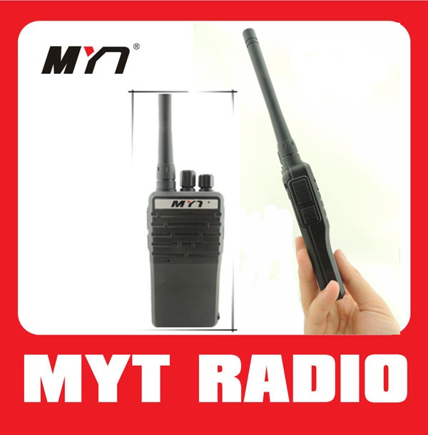 MYT-A6 new best price good quality ultrathin ham radio equipment for sale with FM radio