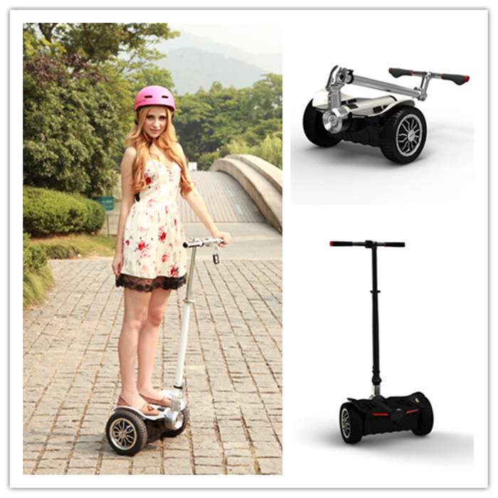 Folding mini adult tricycle,2 wheel mini mobility scooter
