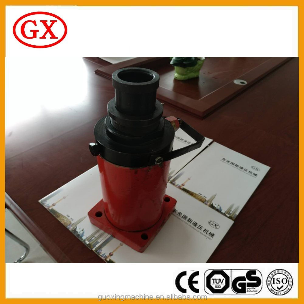 6T steel ball slipform hydraulic jack lifting system
