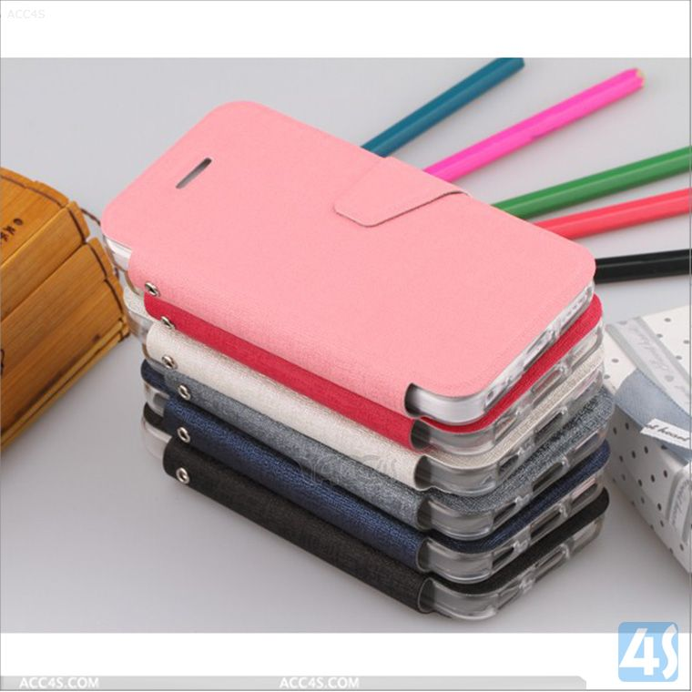 alibaba china mobile phone new product cell phone flip leather case for iphone 5c P-IPH5CCASE024