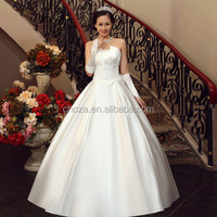 C23343B wholesale women white pregnant fashion wedding dresses
