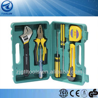 8 Pcs Car Emergency Tool Kit With Box