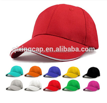 100 cotton good quality fashion baby caps