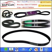 Polyurethane White color 5mm pitch high water solution stainless steel wire open ended htd 5m timing belt