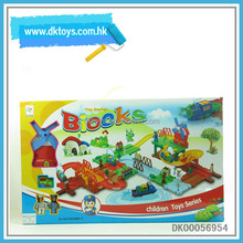 Music& Light Kids Electric Toy Train Sets