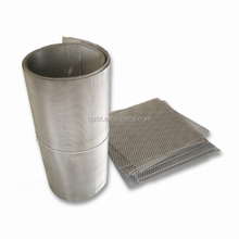 Astm b256 titanium sheet/wire mesh for water ionizer