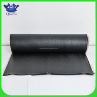 Professional sbs modified waterproof membranes with aluminum foil
