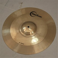 Drummers loved cymbals with high quality from Zhangqiu cymbals
