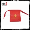 New design logo custom microfiber pouch with high quality
