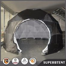 tents for events black marquee party wedding dome tent aluminum for decoration rentals