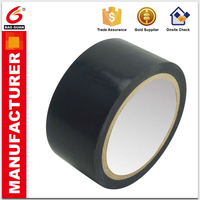 Hotmelt/solvent Popular Pvc Electrical Insulation Tape Vinyl Electrical Tape