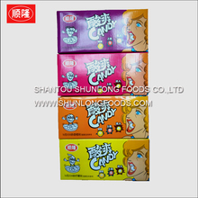 hot-sales hard fruit flavors candy, sour fruit candy