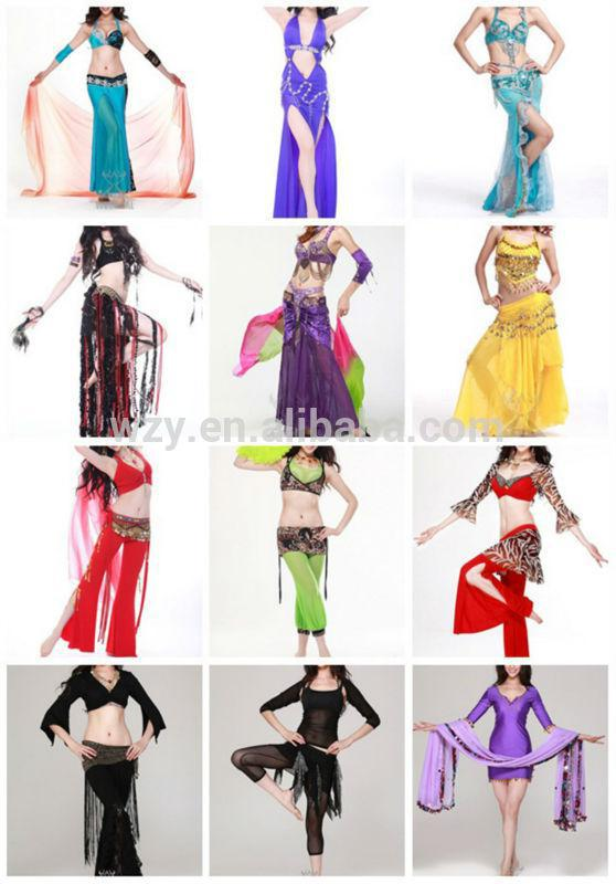 Children Belly Dance Costumes for Performance from Wuchieal(RT010 ...