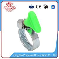 China Competitive Price thumb hose key clamp