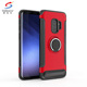 Saiboro s9 brushed carbon fiber case for samsung s9 case with phone case ring