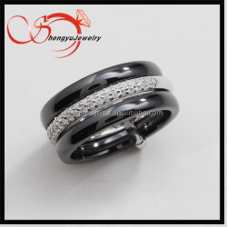 alibaba china factory direct wholesale jewelry ceramic ring