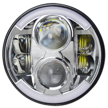 DOT SAE 7 inch off road Car LED Headlight for Refit Jeep Wrangler Hummer Harley Davidson