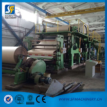 Professional Supply Kraft Paper Equipment For Kraft Paper Roll Making Machine