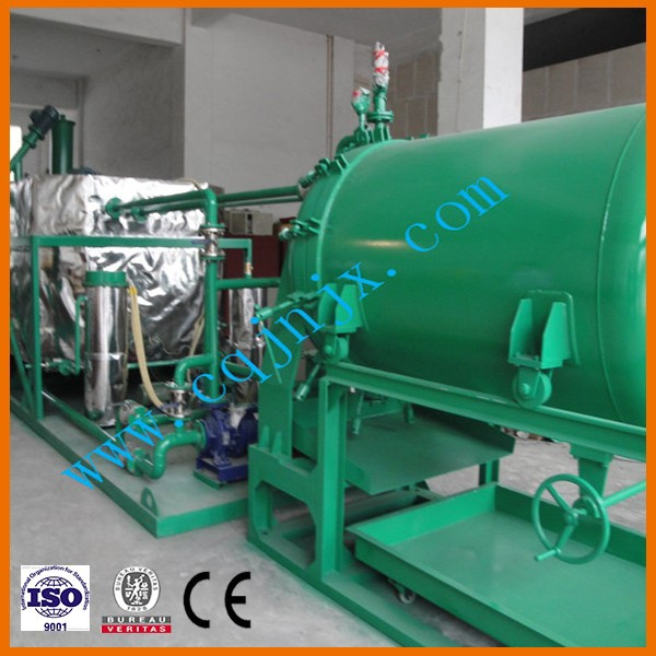 waste oil recondition equipment/used ship oil recycling plant