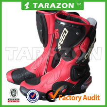 hot sale motorcycle dirt bike crazy red shoes for sale