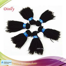 wholesale cuticle virgin mongolian kinky hair weave www.alibaba.com