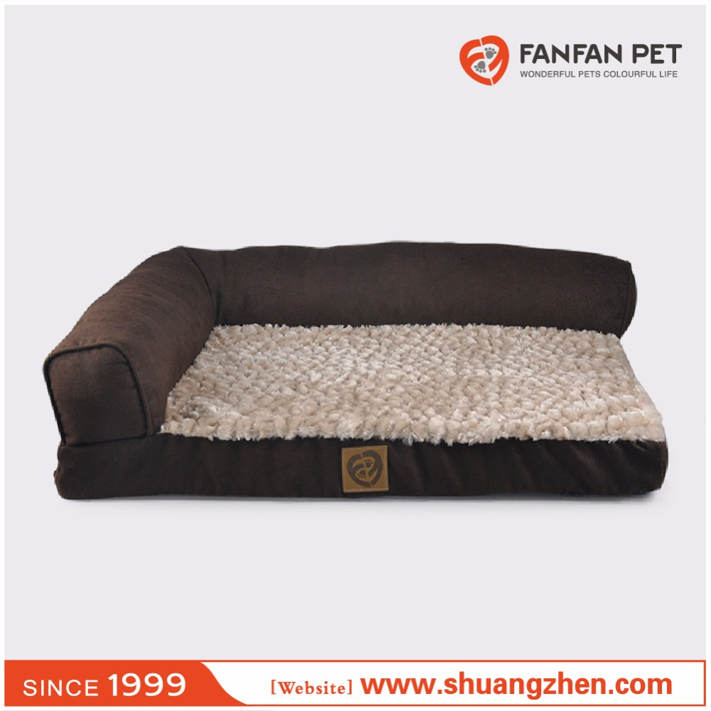 Wholesale Large Luxury Home Comfort Pet Dog Beds