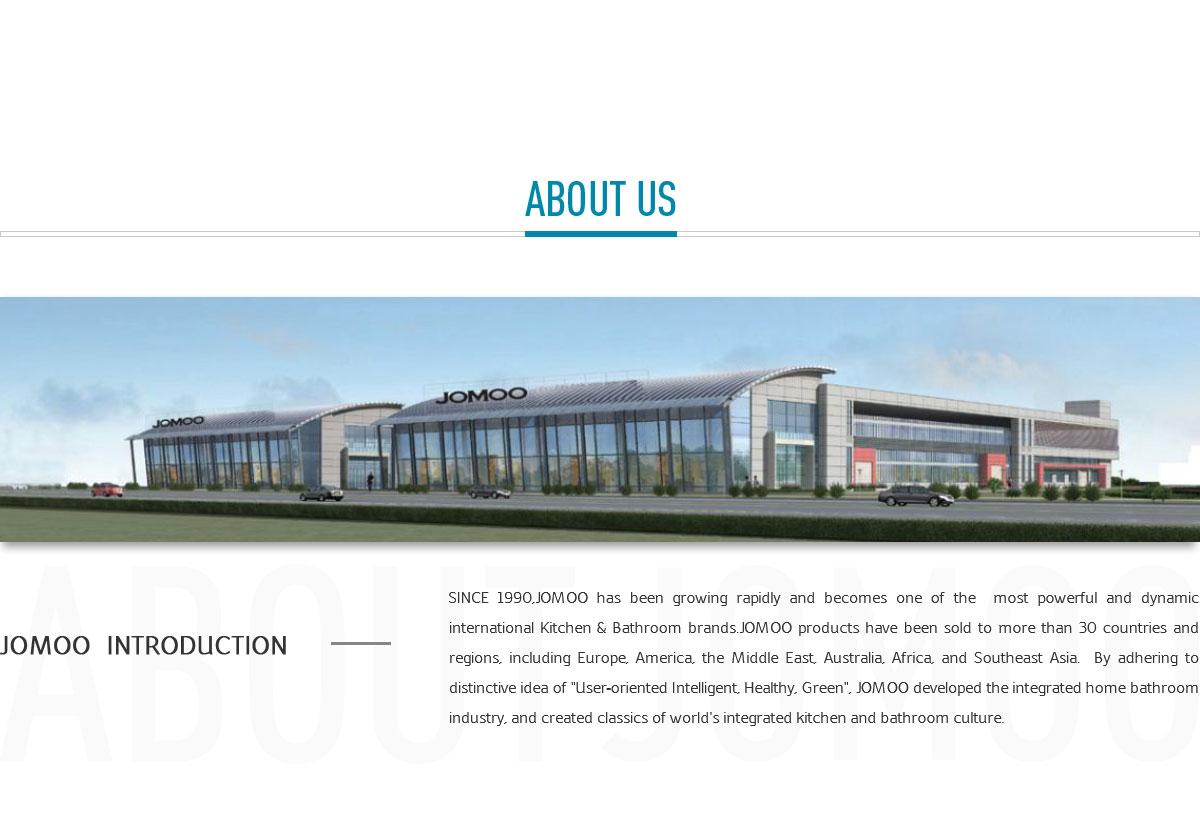 JOMOO Kitchen&Bath Co., Ltd. - faucets&hardware, kitchen&bath furniture