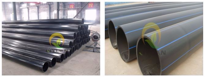 hdpe and uhmwpe pipe