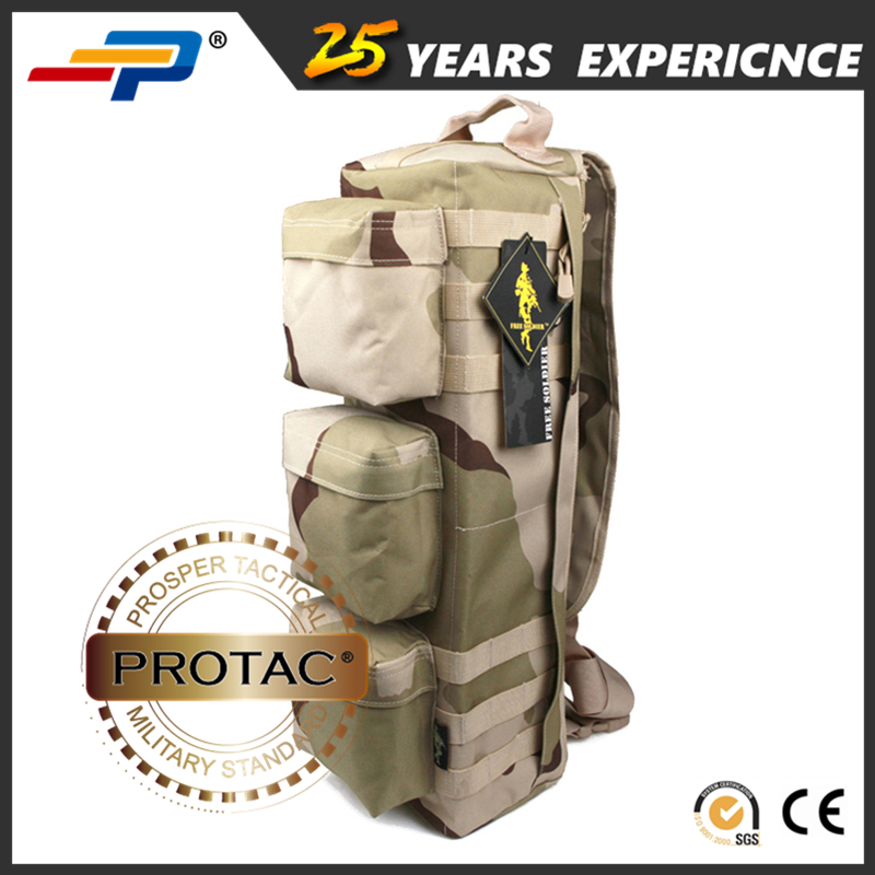 Best Selling Travel Canvas Military Duffle Shoulder Bag