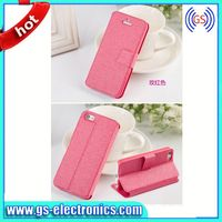 Hot Selling mobile phone leather case for iphone 5c case
