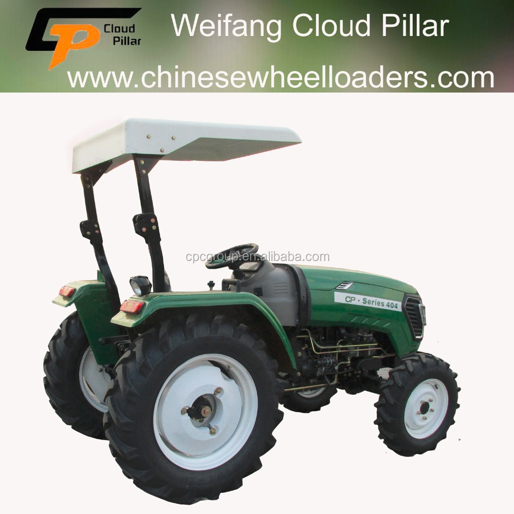 weifang Cloud Pillar machienry 40hp CP404 small farm equipment