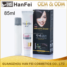 cheap price professional 500ml henna color cream organic permanent hair color