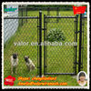 Black Vinyl Chain Link Fence Factory Prices Black/vinyl Coated Chain Link Fence/plastic Chain Link Fence