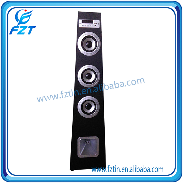 Manufacturer offer high quality Bluetooth Tower speaker with LED light Lamp bluetooth speaker floor standing speakers