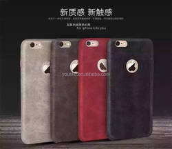 GENUINE ORIGINAL PU LEATHER With LOGO HOLE Case Cover For IPHONE 6 6S 6PLUS
