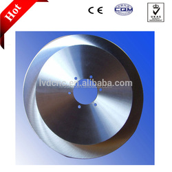 Asphalt and Green Concrete Stainless steel Blade