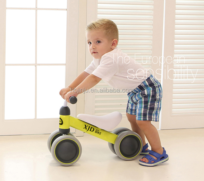 Kids Car Foot Pushed Mini Toddler Balance Bike for 2years baby