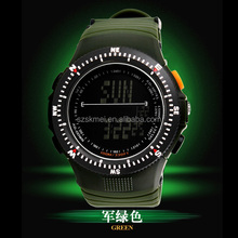 personalized design display digital sport watch,japan movement